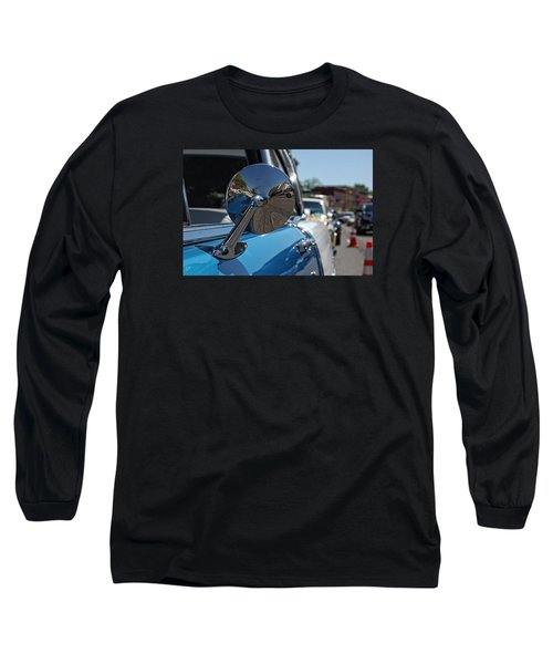Chevy Mirror Long Sleeve T-Shirt