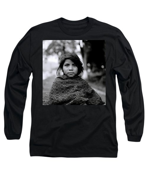 Chiapas Girl Long Sleeve T-Shirt