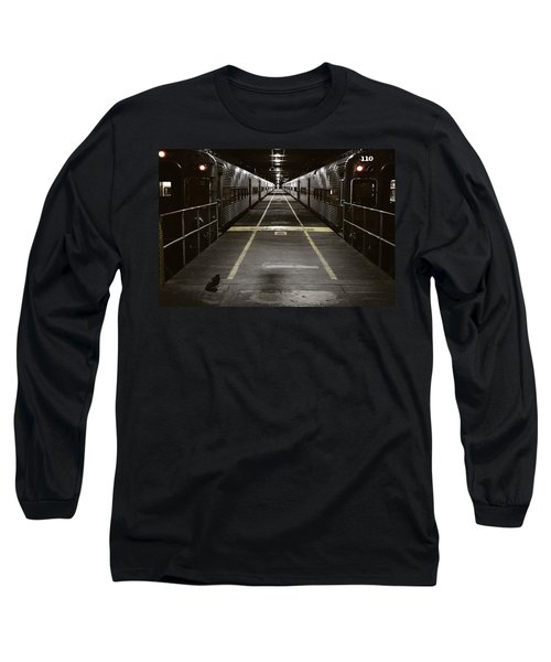 Chicago Station Long Sleeve T-Shirt