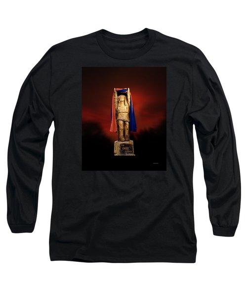 Chief Illiniwek University Of Illinois 06 Long Sleeve T-Shirt