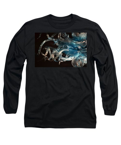 Chihuly-13 Long Sleeve T-Shirt by Dean Ferreira