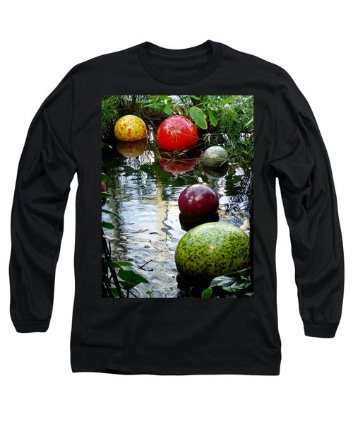 Chihuly Globes Long Sleeve T-Shirt
