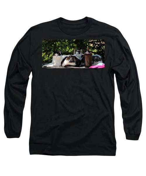 Chillin' Brothers Long Sleeve T-Shirt