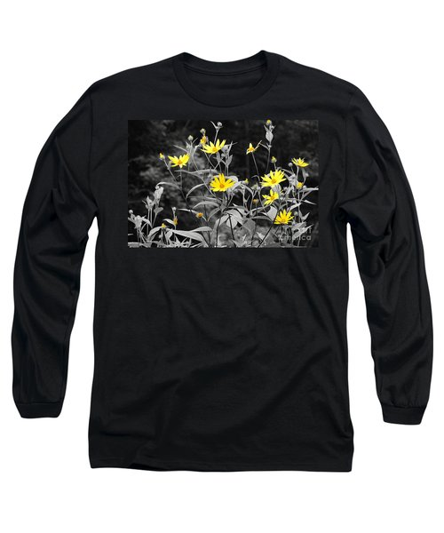 Chokeweeds Sc Long Sleeve T-Shirt