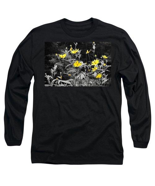 Chokeweeds Sc Long Sleeve T-Shirt