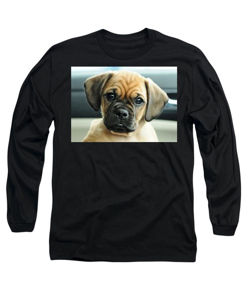 Chooch Long Sleeve T-Shirt by Lisa Phillips