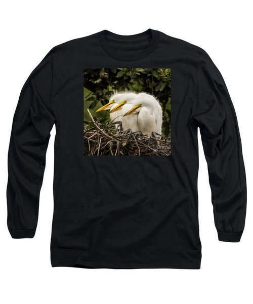 Chow Line Long Sleeve T-Shirt
