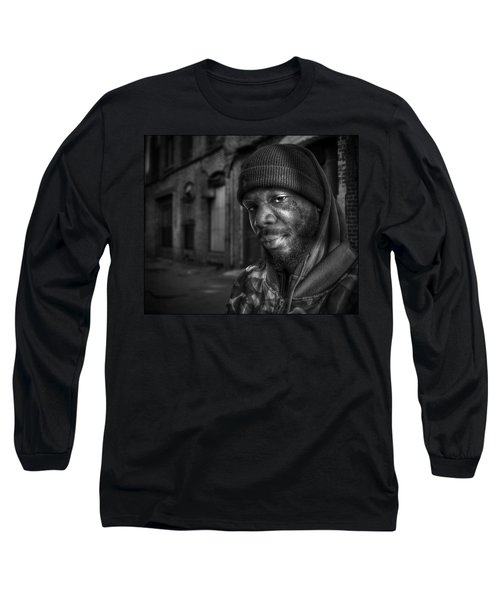Chris Bw Long Sleeve T-Shirt