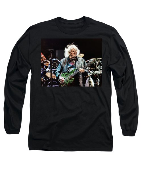 Chris Squire From Yes Long Sleeve T-Shirt