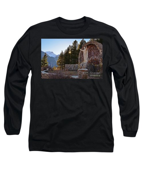 Christ Of The Mines Long Sleeve T-Shirt
