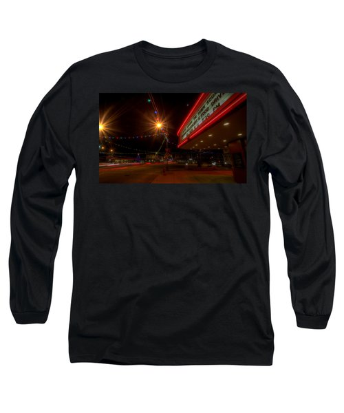 Christmas In Columbiana Ohio Long Sleeve T-Shirt