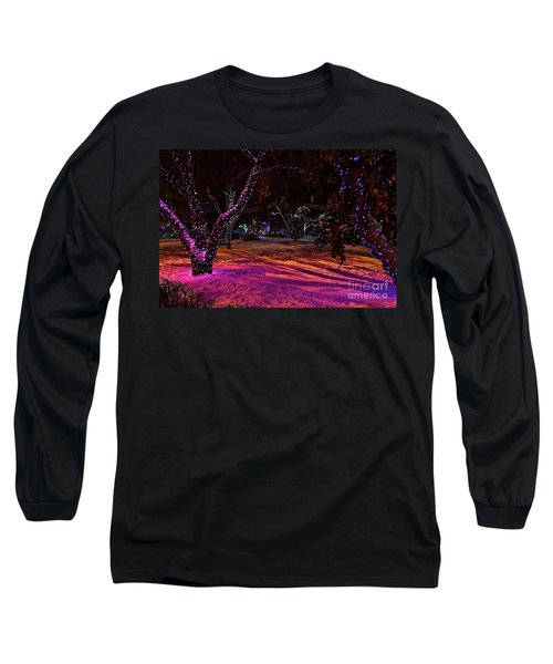 Christmas In The Park Long Sleeve T-Shirt