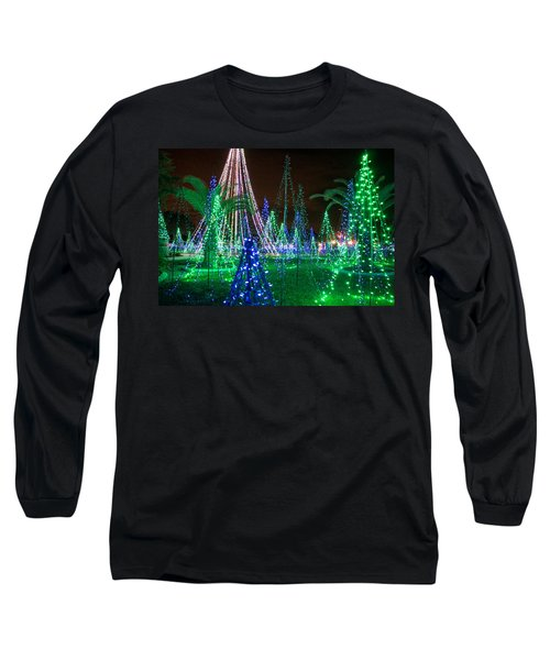 Christmas Lights 2 Long Sleeve T-Shirt