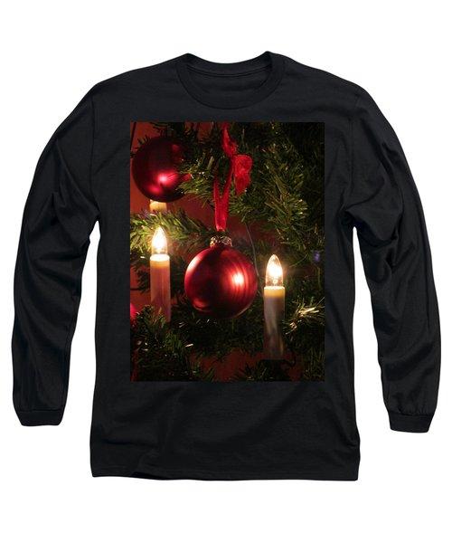 Christmas Spirit Long Sleeve T-Shirt