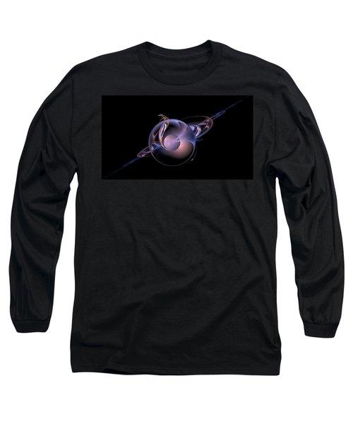 Chrome Worlds-4 Long Sleeve T-Shirt