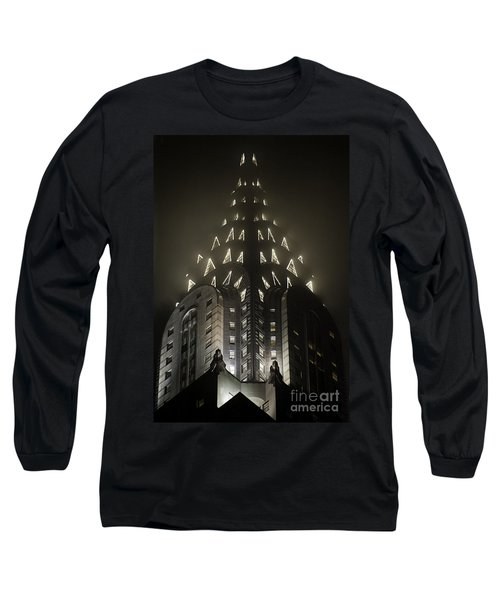 Chrysler Fog Lights Long Sleeve T-Shirt