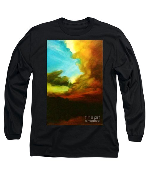 Chuluota Sunset 2 Long Sleeve T-Shirt