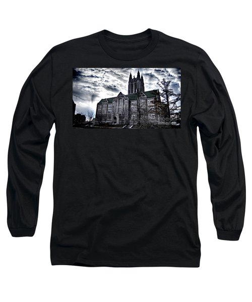 Church At Boston College Long Sleeve T-Shirt