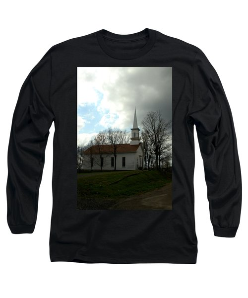 Church In The Country Long Sleeve T-Shirt