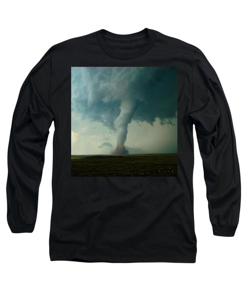 Churning Twister Long Sleeve T-Shirt