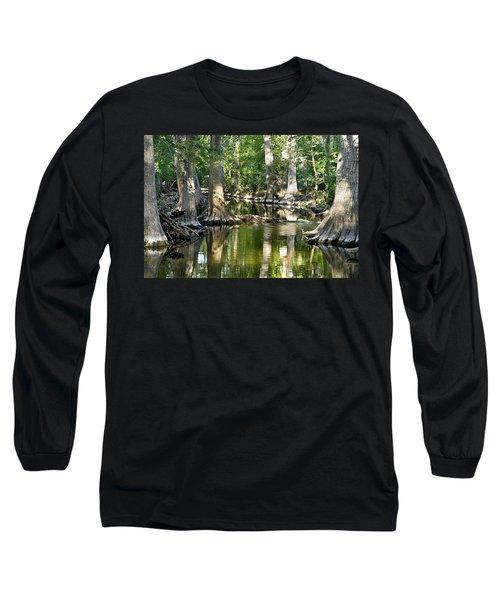 Cibolo Creek - 3 Long Sleeve T-Shirt