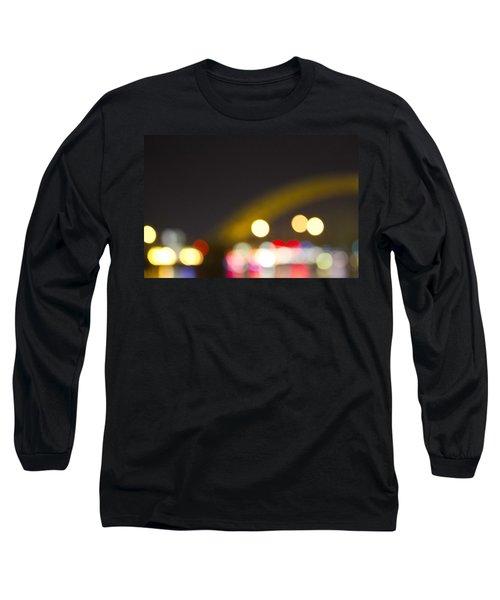 Cincinnati Night Lights Long Sleeve T-Shirt