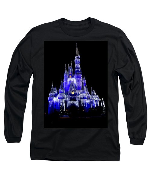 Cinderella's Castle Long Sleeve T-Shirt