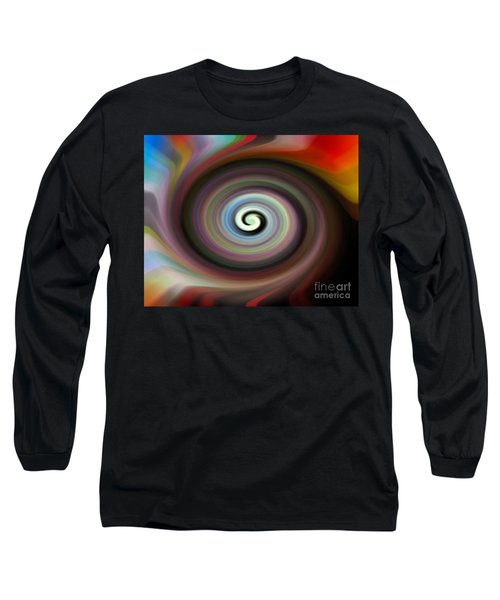 Circled Carma Long Sleeve T-Shirt