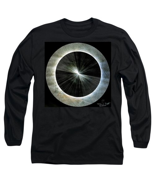 Circles Do Not Exist 720 The Shape Of Pi Long Sleeve T-Shirt