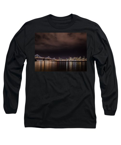 City By The Bay Long Sleeve T-Shirt