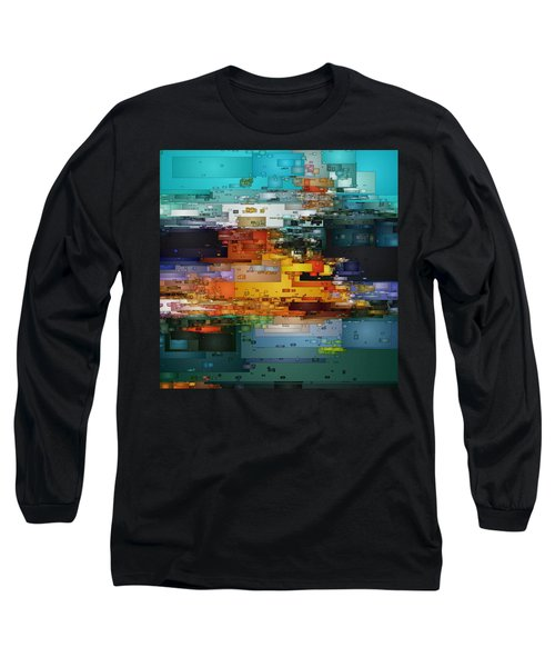 City Of Color 1 Long Sleeve T-Shirt