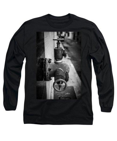 City Valves Long Sleeve T-Shirt