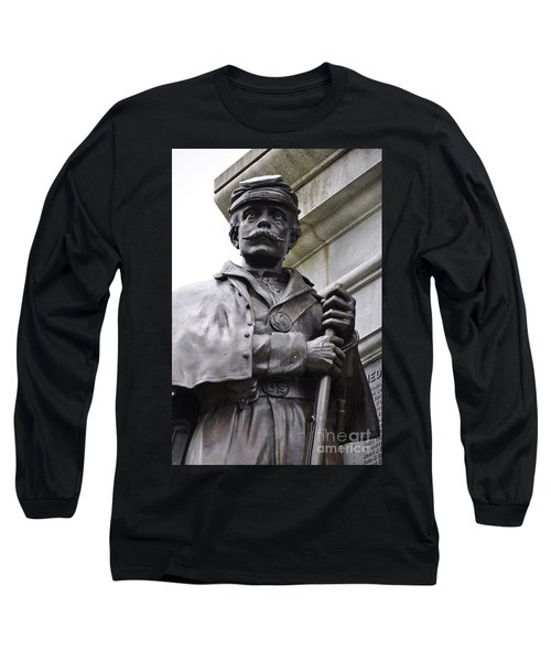 Civil War Memorial Long Sleeve T-Shirt