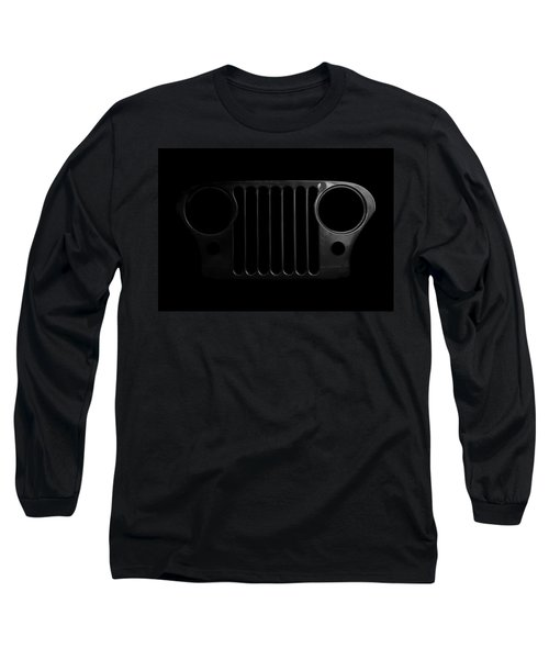 Cj Grille- Fade To Black Long Sleeve T-Shirt