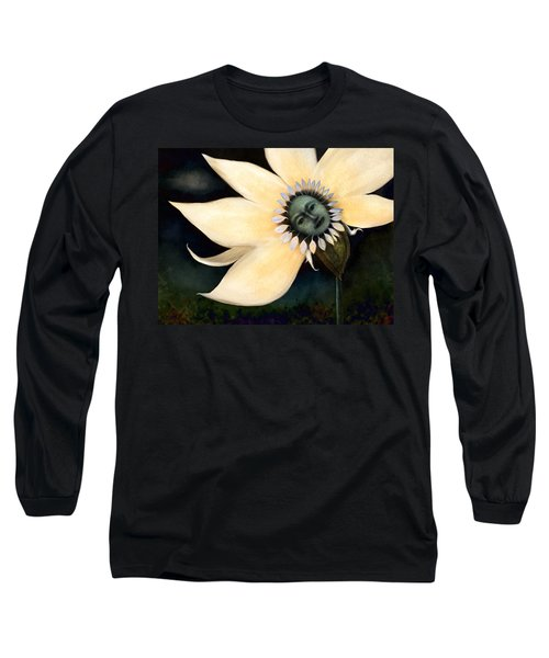 Claire De Bloom Long Sleeve T-Shirt
