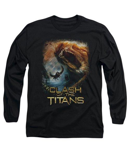 Clash Of The Titans - Kraken Clash Long Sleeve T-Shirt
