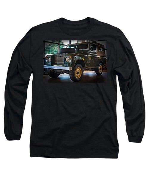Classic 1969 Land Rover Series IIa Long Sleeve T-Shirt
