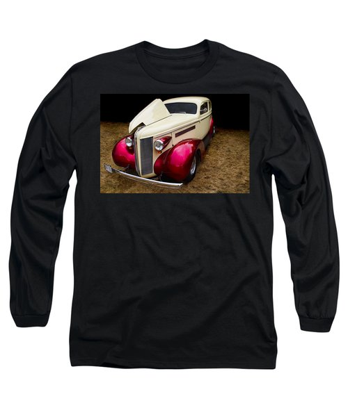 Long Sleeve T-Shirt featuring the photograph Classic Car - 1937 Buick Century by Peggy Collins