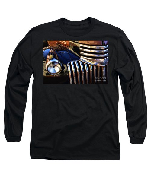 Long Sleeve T-Shirt featuring the photograph Classic Chevy Two by John S