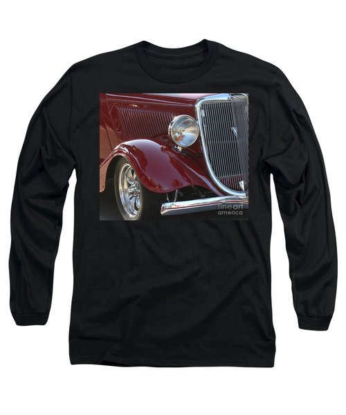 Classic Ford Car Long Sleeve T-Shirt