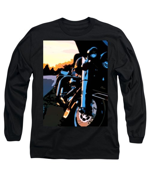 Classic Harley Long Sleeve T-Shirt