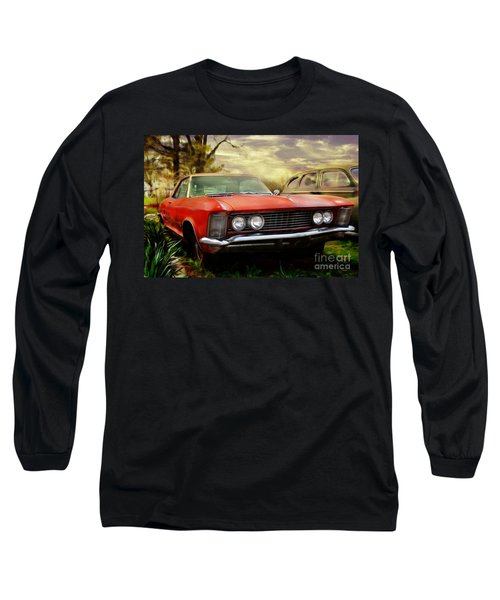 Classic Long Sleeve T-Shirt by Liane Wright