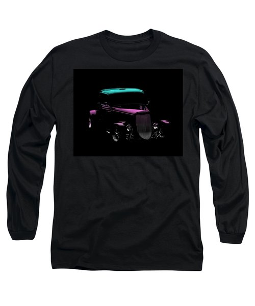 Vintage Long Sleeve T-Shirt featuring the photograph Classic Minimalist by Aaron Berg