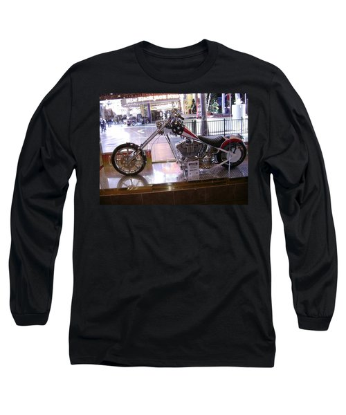 Classic Motorcycle Long Sleeve T-Shirt