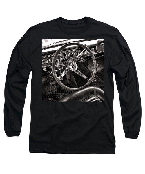 Classic Mustang Long Sleeve T-Shirt