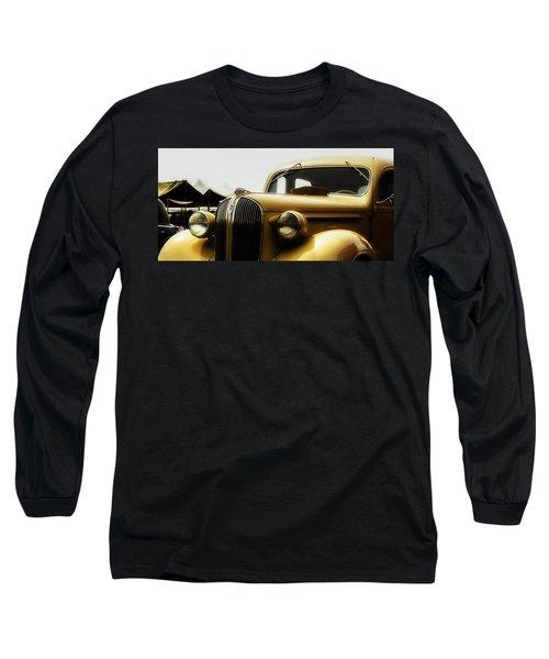Classic Plymouth Long Sleeve T-Shirt