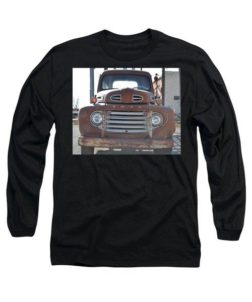 Classic Truck  Long Sleeve T-Shirt