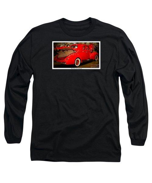 Classically Orange Long Sleeve T-Shirt
