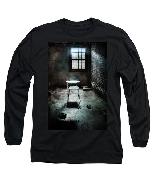 Long Sleeve T-Shirt featuring the photograph Classroom - School - Class For One by Gary Heller