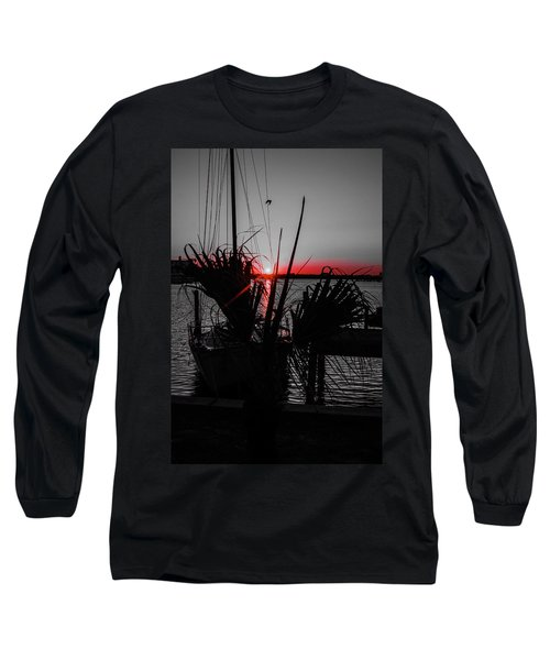 Clearwater Sunrise Long Sleeve T-Shirt